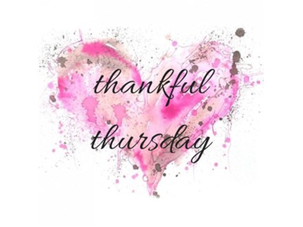 Thankful Thursday - Spend $30 or more & get $5 credit for your next visit
