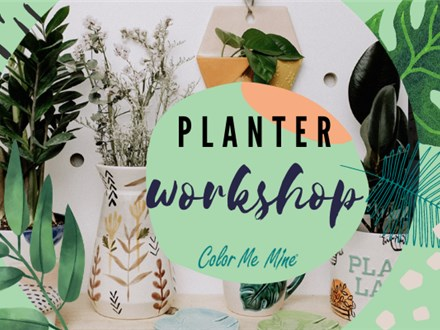 Planter Workshop June 9th