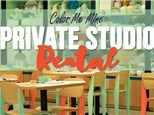 Private Painting Party - Entire Studio Rental