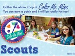 Scout Events- Earn a Badge!