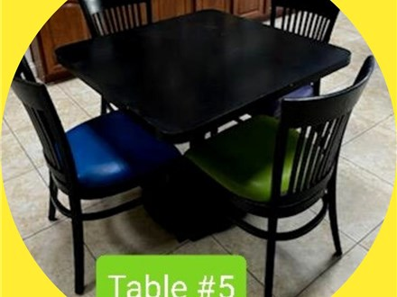 Table Reservation #5