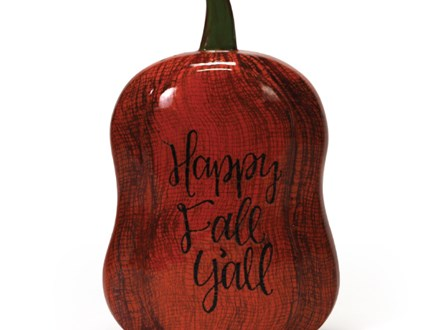 Textured Pumpkin - Adult Workshop! Saturday Nov 10th