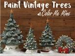 Paint Vintage Trees