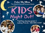 Kid's Night Out - April 21st