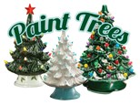 Christmas Tree Painting Party- November 19th