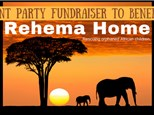 Paint Party Fundraiser to benefit Rehema Home 4/25/17