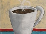"""Cup of Comfort"" - All Ages Canvas Event"