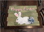 Easter Bunny Board Art Saturday, March 24th 6-9p