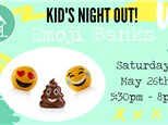 Kid's Night Out: The Emoji Movie!