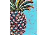 Pineapple Paint Class - WR