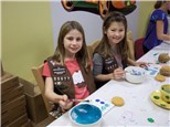 Brownie & Girl Scout Pottery Party