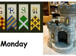 Monday, August 6th- Welcome to Hogwarts 2- 12pm to 4pm