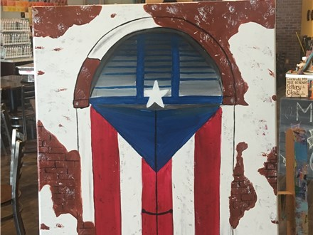 Fundraiser for Puerto Rico