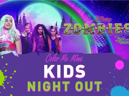 Kids Night Out: Zombies 2 - Feb 21