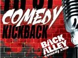 Tipsy Comedy Kickback