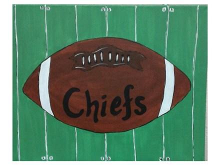 Chiefs! - Paint & Sip - Oct 25