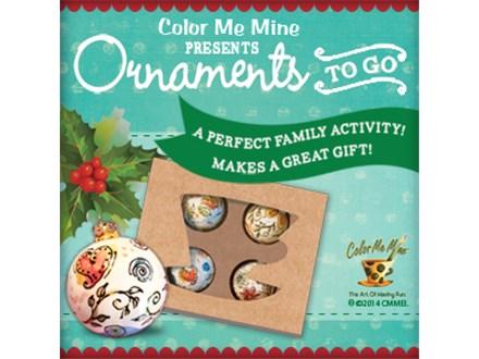 Ornament or Mug Kit To Go