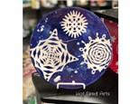 Kids Class: Snowflake Plate