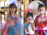 TUTU TEA PARTY - MARCH 27TH 12-2PM - In studio or ONLINE