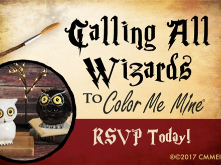 Kids Day Out - Calling All Wizards Part I! - Nov. 12