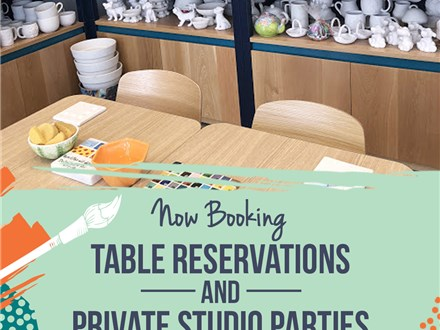 TABLE RESERVATION - Studio City