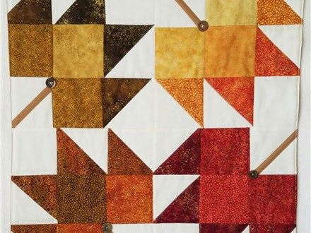 Sew Basic: Mini Quilt