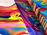 11/24 FF: Paint Pouring (2 canvases per person) 12 PM $48