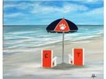 Beach Fans - Choice colors / any team