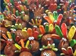 Turkeys and Treats