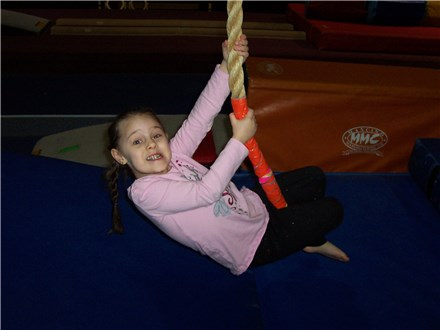 Gym n' Learn Camp at C.S. Gymnastics