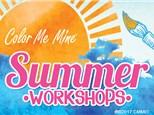 Watermelon Summer Workshop - Clay Watermelon Slice - July 3rd, 2019