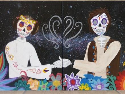Couple's Canvas - A Long Time Ago - 05.26.18