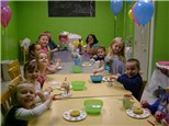 Mini Monet's Party: ages up to 7 - (Deposit)