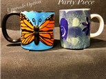 Take Home Pottery Painting Party