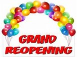 Grand Re-Opening Party!