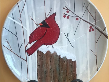 Adult Night Out: Cardinal Platter Friday, January 24th 5:00-9:00PM