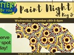 POTTERY BY YOU Paint Night at Keg & Cork