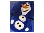 Mt. Washington Kid's Olaf Canvas - Jan 10th