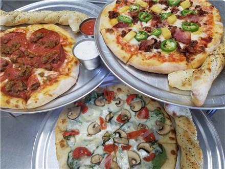 Reservation at Heartland Pizza Company