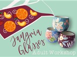 Sangria Glasses Adult Class - July 1, 2021