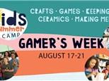 Gamer's Week: Summer Camp - August 17-21