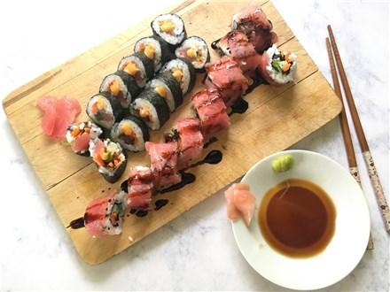 DIY Sushi Making