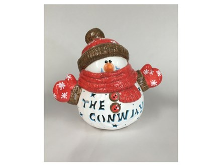 Customized Snowman Painting Event 11/11
