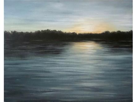 Lake Sunset  *option to add boat or kayak