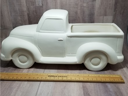 Large Truck Planter - Ready to Paint