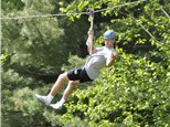 Tourist Base Package w/zip line- $29/each