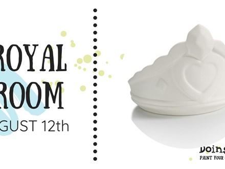 Royal Room Summer Workshop
