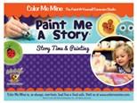 Paint Me A Story Party