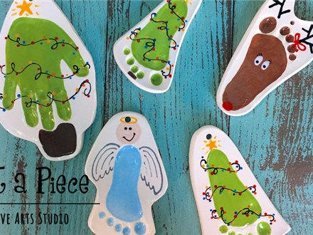 Clay Christmas Ornaments 2018