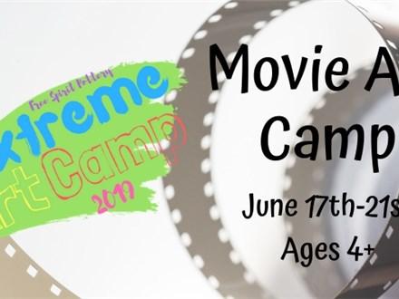 Movie Art Camp